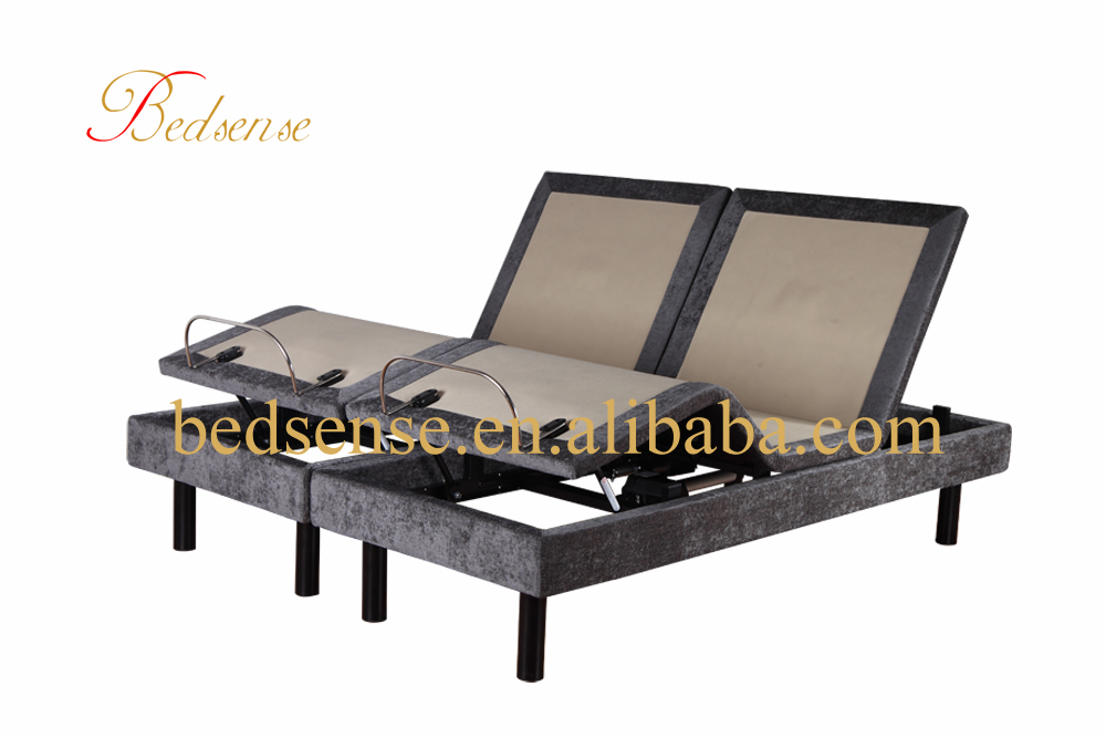 steel base bed frames steel base bed frames suppliers and manufacturers at alibabacom - Electric Adjustable Bed Frames