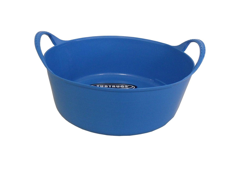 Tubtrugs SP5BL Flexible Blue Extra Small 5 Liter/ 1.3 Gallon Capacity