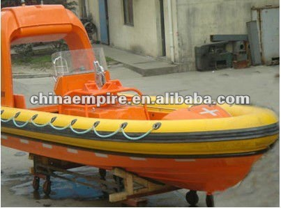 SOLAS marine inflatable fender rescue boat