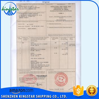 Certificate Origin Form E Export Indonesia Sunglasses - Buy ...