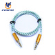 3.5mm aux stereo TRS male to male flexible stackable optical cable