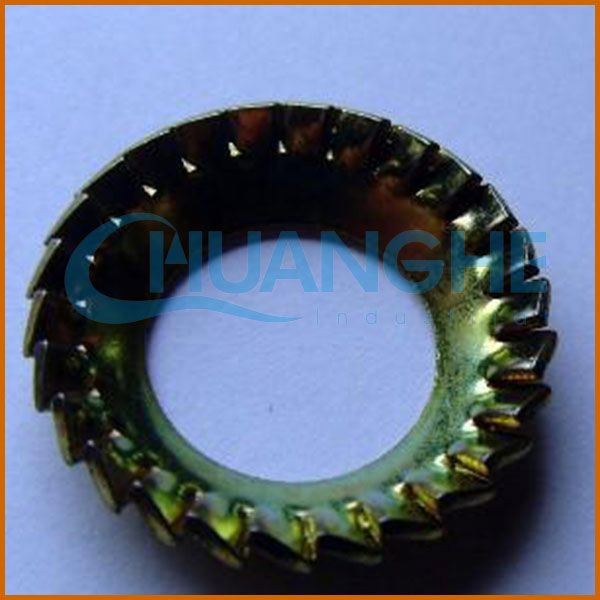 china supplier e clip retaining lock washer