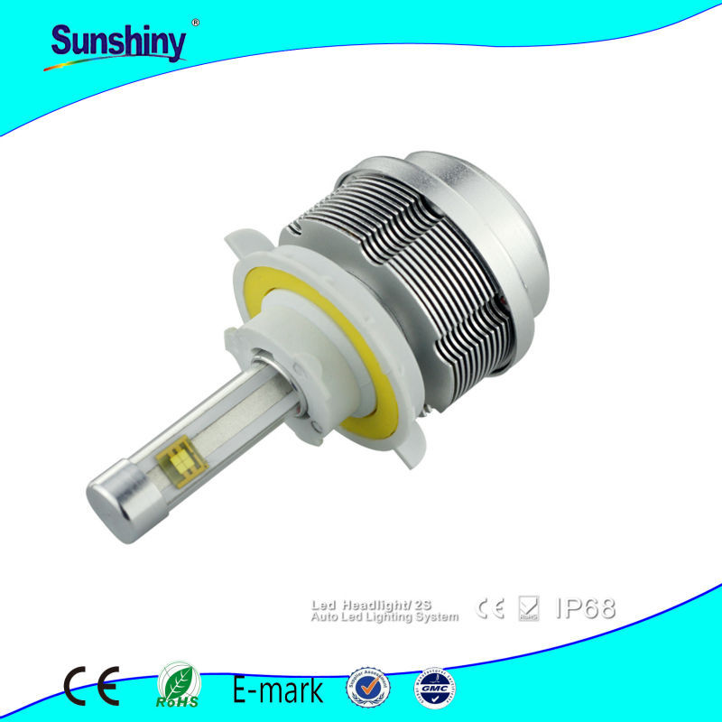 China Suppliers Red Copper Aluminum Heat Sink Car Led Headlight ...