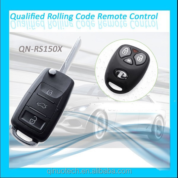 Porpular QN-RS150X compatible with Positron Eexact flip key car alarm 433mhz rf receiver transmitter