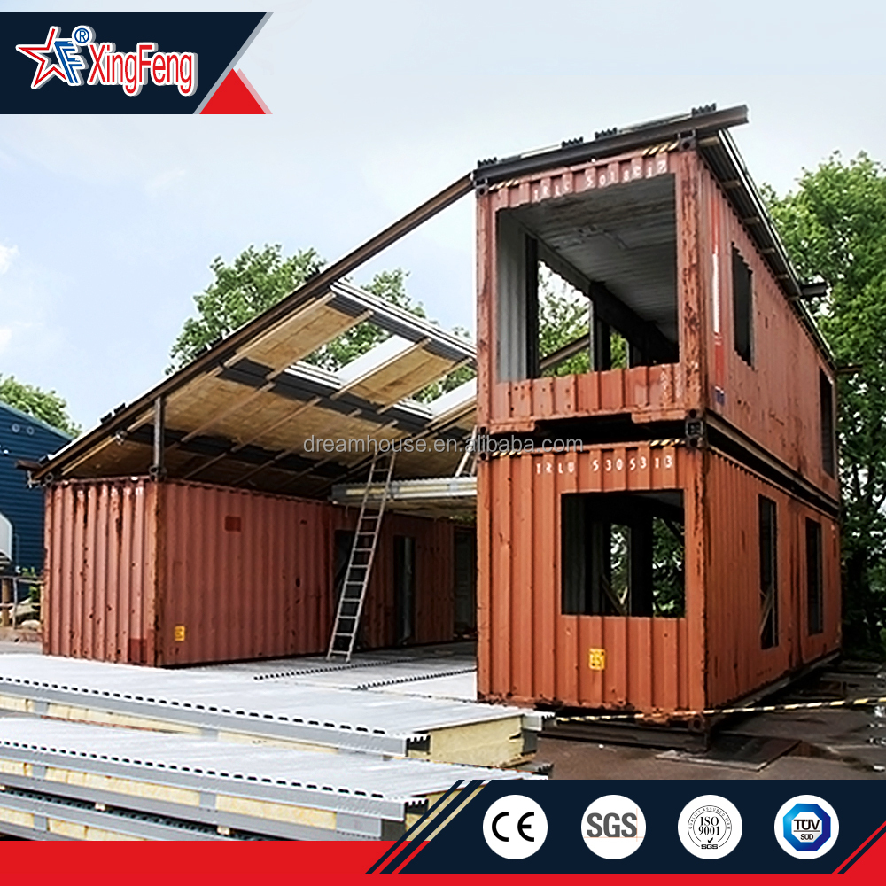 Modern Shipping Container Home nice kit modern kit hotel prefab shipping container house