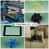 High quality rubber processing original equipment manufacturer (OEM) for half cutting. Made in Japan