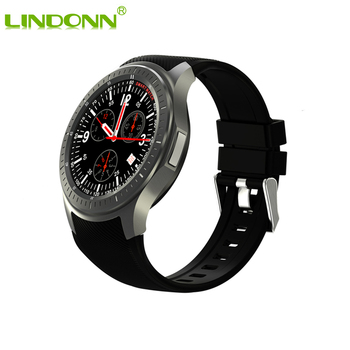 a1b712163 2016 New Smartwatch 3G Camera GPS Android 5.1 Smart Watch Phone Bluetooth  Wifi Heart Rate Monitor