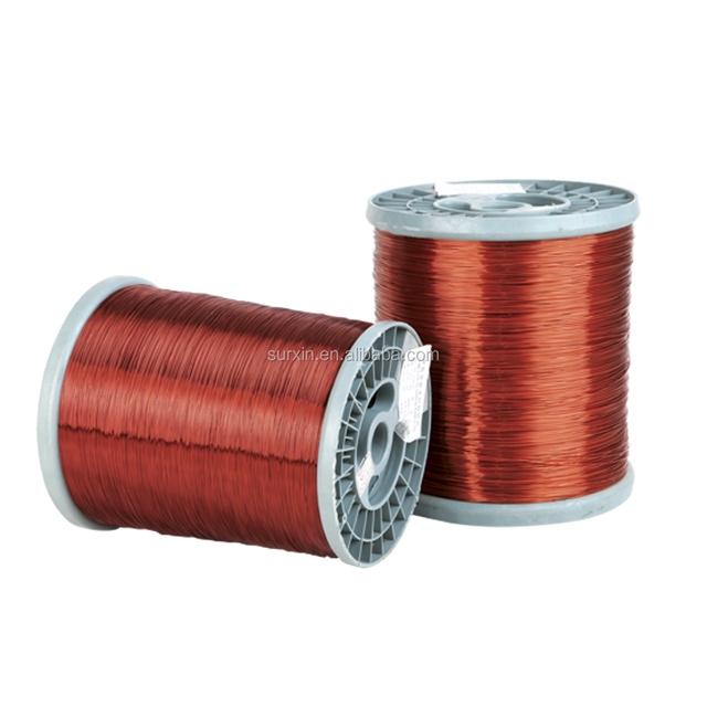 Enamel Insulated Aluminum Wires Electrical Magnet Wire