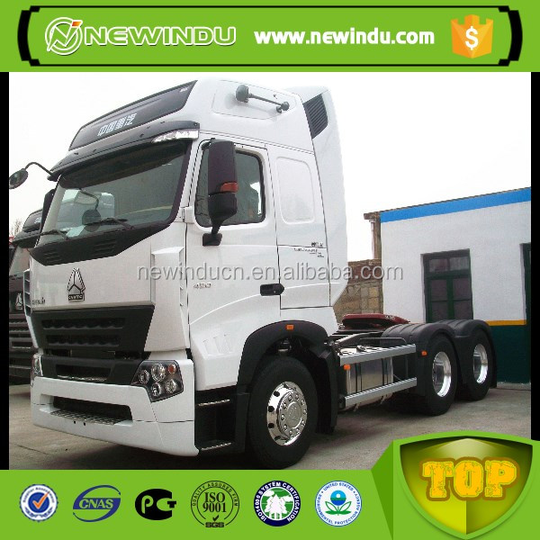 Chinese truck head price, HOWO 6*4 375HP tractor truck price