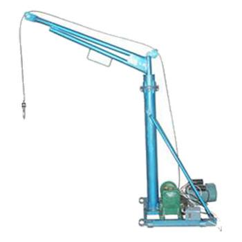 Mobile Single Post Lift Crane Overhead Crane Buy Small