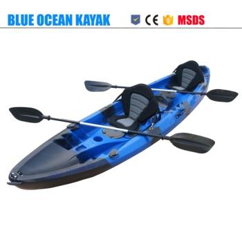 Ocean Kayak For Sale >> Blue Ocean Kayak 2 Person Fishing Kayak Cheap Double Fishing Kayak Buy Double Kayaks For Sale 2 Person Fishing Kayak Kayaks For Sale Product On