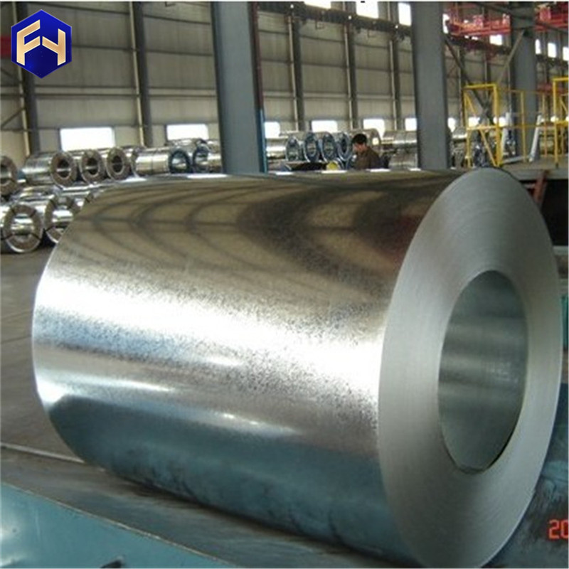 Multifunctional standard steel sizes colour coated galvanized stel coil