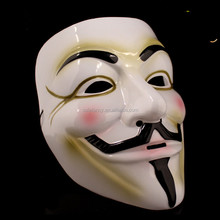 Super cool V voor <span class=keywords><strong>Vendetta</strong></span> groothandel! Party masker maskerade maskers QMAK-1542