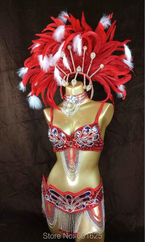 Samba Costumes Adult Sex 96