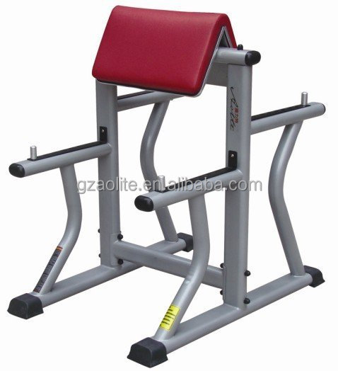 On Sale Double Sides Standing Preacher Curl Bench Buy
