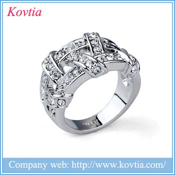 Diamonds Rings Price In Pakistan White Gold Rings Jewelry In Yiwu