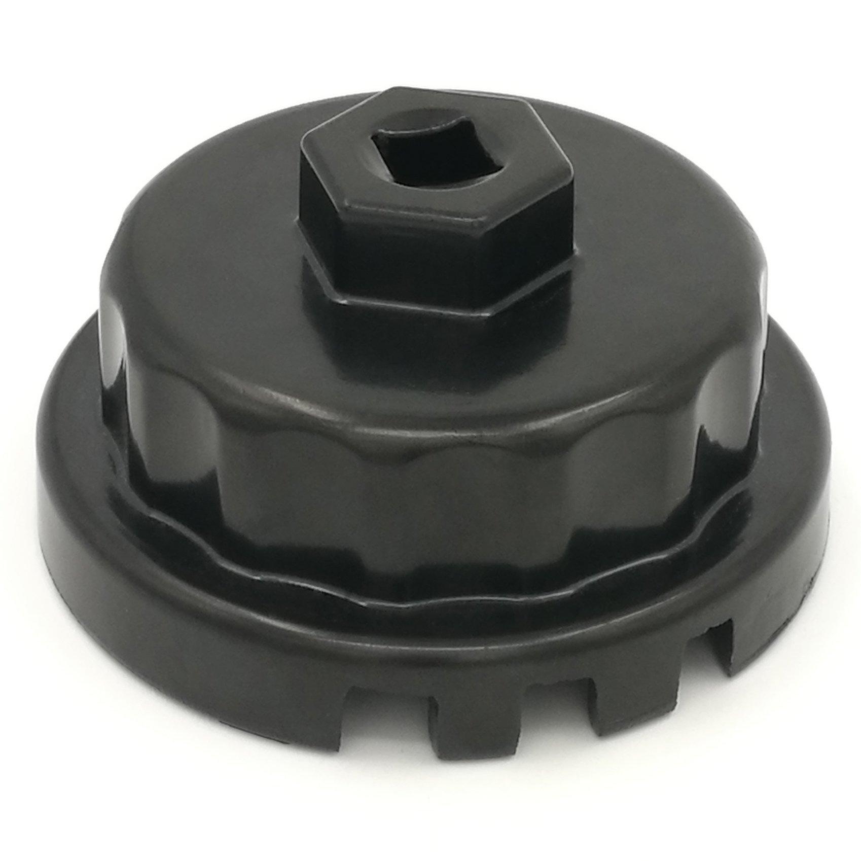64mm Oil Filter Cap Wrench For Toyota Camry Corolla Highlander RAV4 Lexus NEW