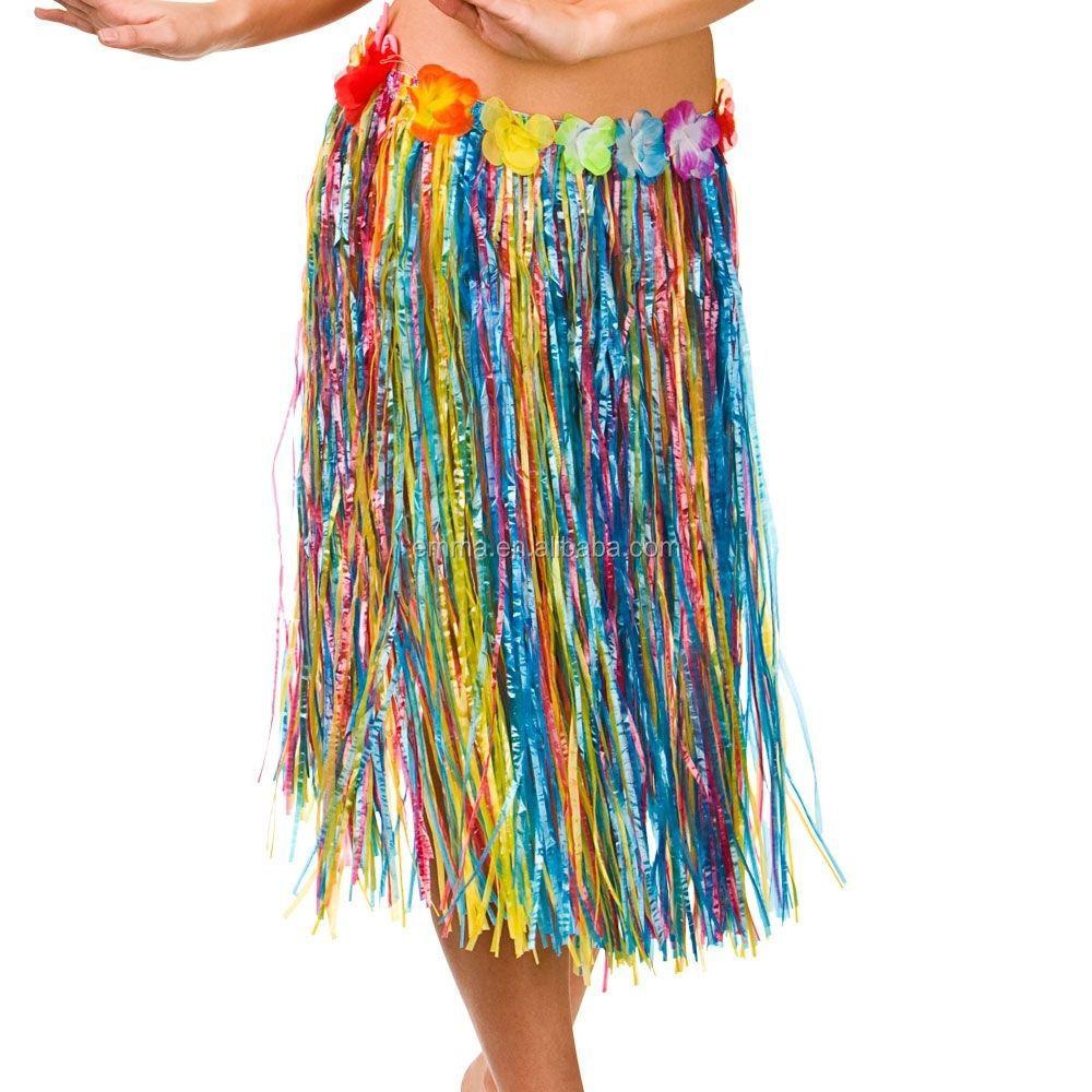 Adult hula skirt — 7