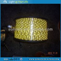 Super Quality Rope Light Accessories,Led Flat 3Wire Light