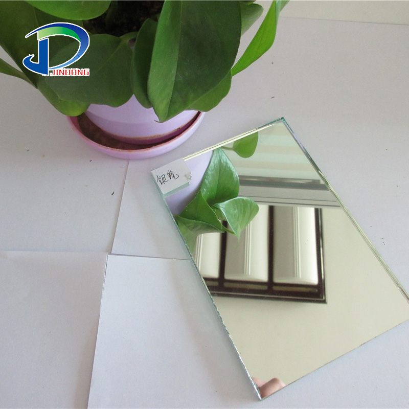 Hot sale 1.5mm wall aluminum glass mirror sheets