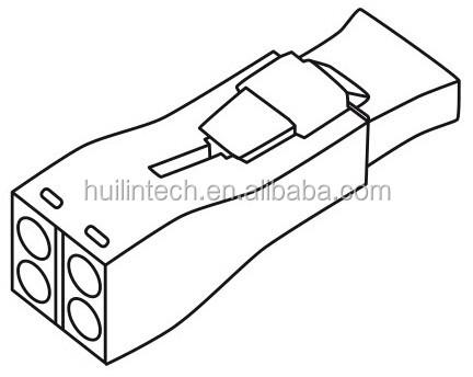 Ballast Push Wire Terminal Wago 873 902 Fast Wago Wire Connector