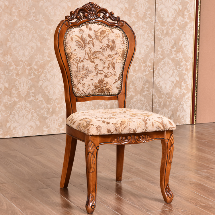 Thuis algemene klassieke gesneden koninklijke stoelen eetkamer meubels sets eetkamerstoelen - Meubels set woonkamer eetkamer ...