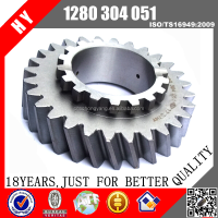 Yutong, Zhongtong, Golden Dragon, Foton, King Long, Ankai, Yaxing QJ805 bus gearbox gear 1280304051