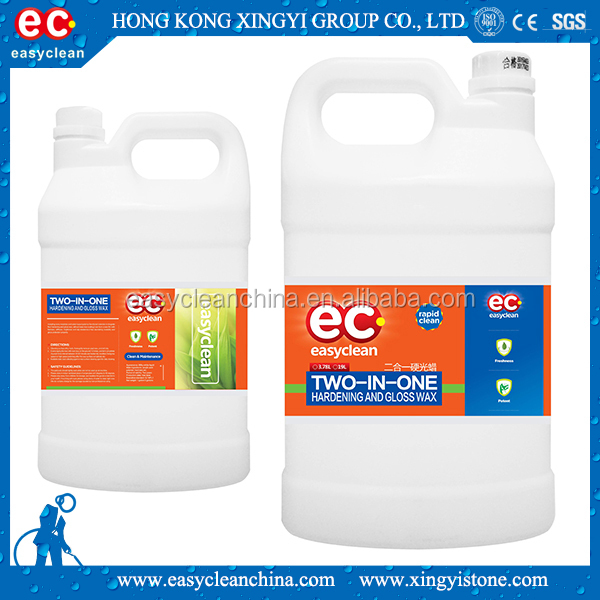 Petroleum Additives / Two-in-one hardening gloss wax ECF-007