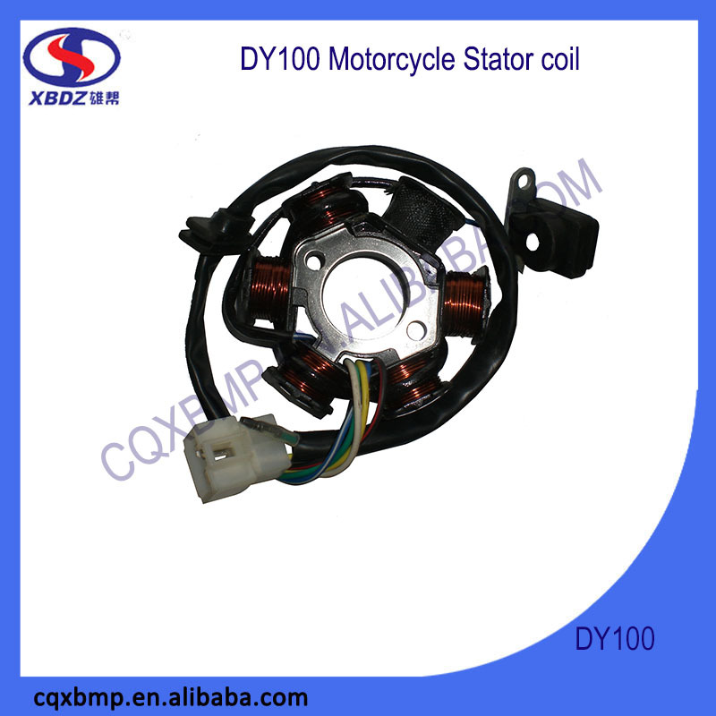 Dayang Magneto Stator Coil Motorcycle Parts Manufacturers In China