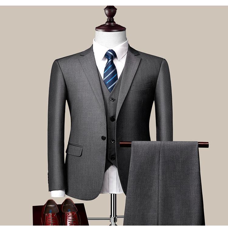 Мужской костюм Wessi свадебные костюмы для мужчин новый дизайн смокинг мужской костюм