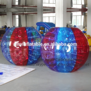 PK China Cheap Price Inflatable Ball Suit Inflatable Sumo Bumper Ball For Kids & Adults