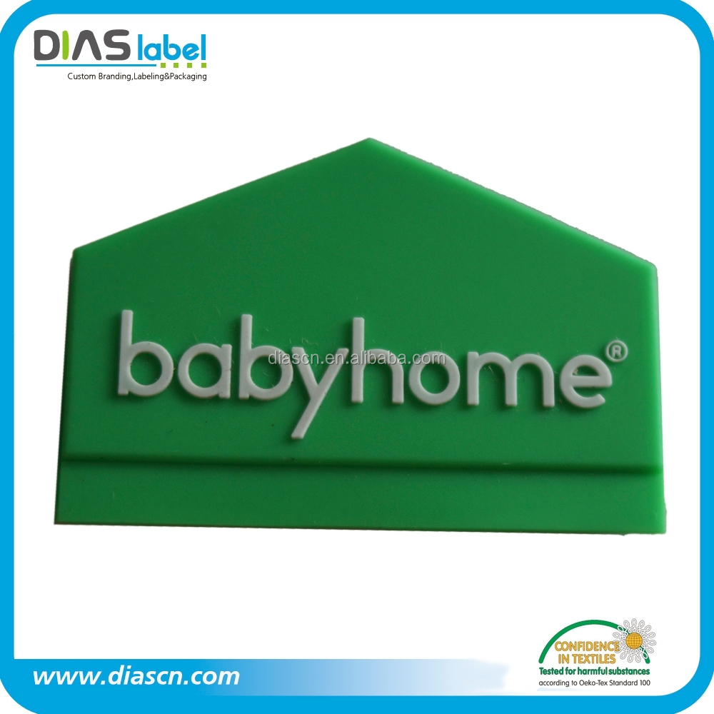 2016 new style custom 3D soft PVC patch