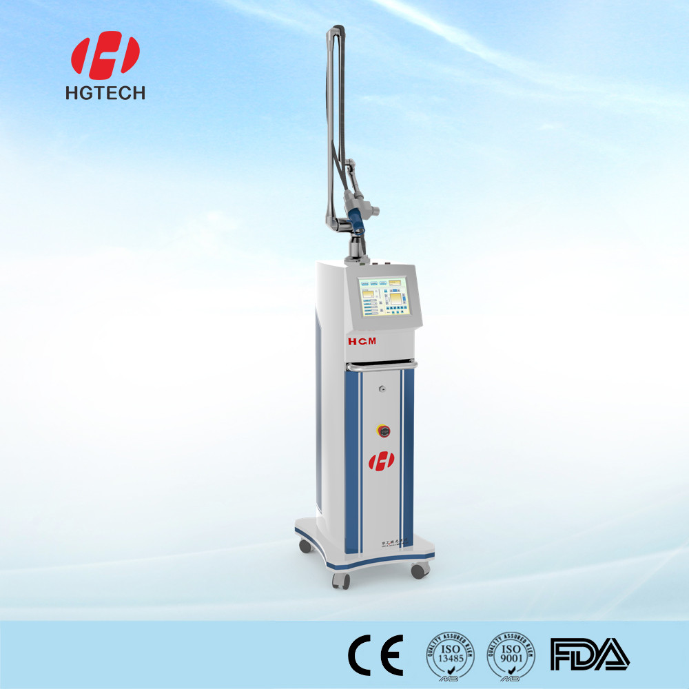 New design ipl shr medical aesthetic equipment ce hair fractional co2 laser for wound products to sale