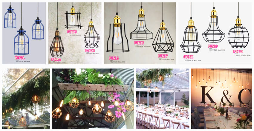 Iron Chandelier Pendant <strong>Light</strong> New Hot Modern Vintage Indoor Outdoor