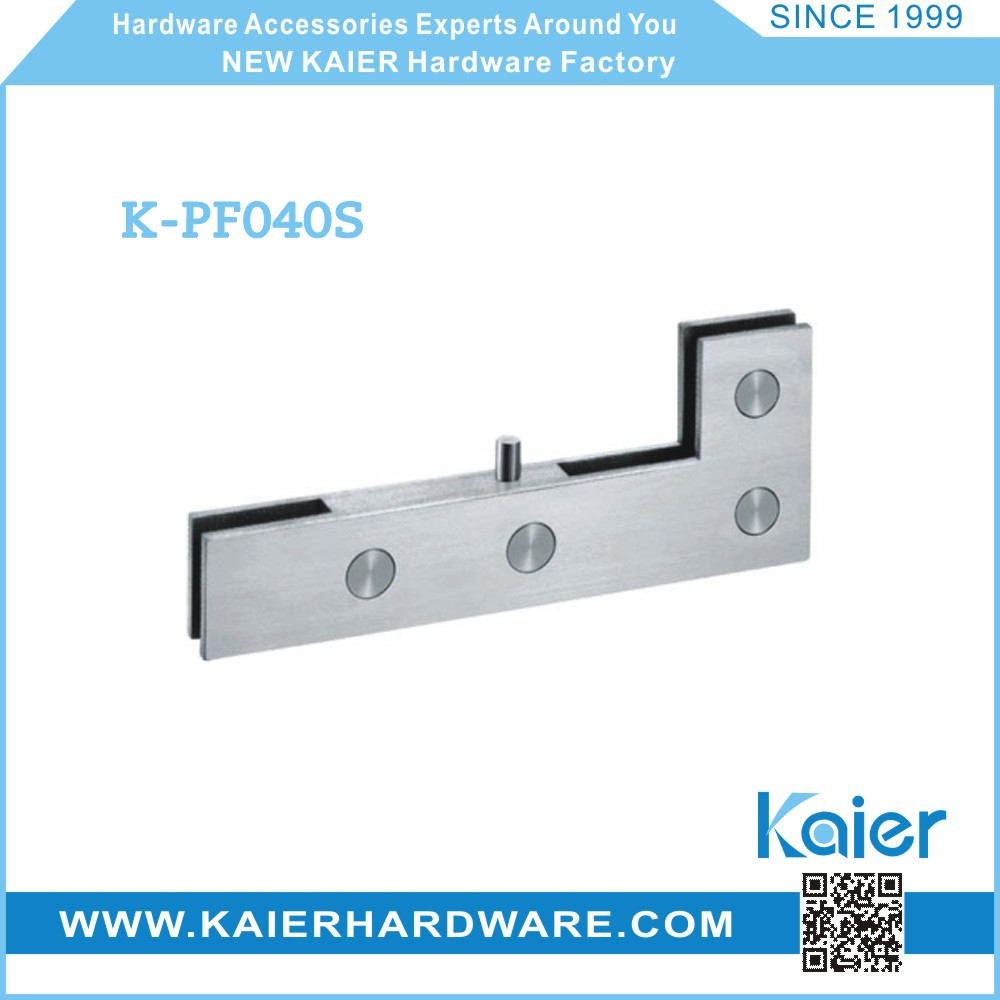 Patch fittings typical application for glass door with patch fittings -  L Shape Glass Door Patch Fitting Glass Hinge Corner Patch