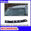 Electric System with LED for Toyota Land Cruiser 08+ auto part 4*4 accessories from Maiker