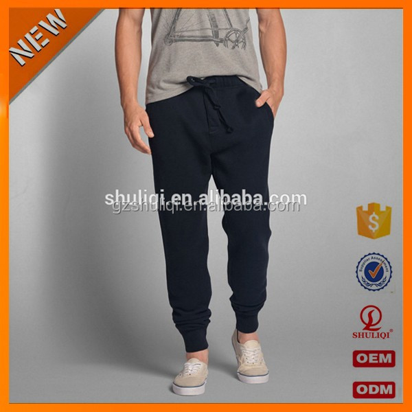 Guangzhou Shuliqi mens cargo pants with side pockets slim fit sweatpants colored cotton pants
