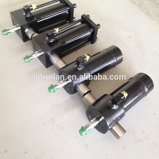 Small kinds of Hydraulic Cylinders for manufacture wind turbine machine,for sale