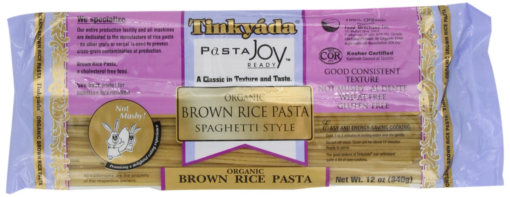 Cheap Tinkyada Rice Pasta Find Tinkyada Rice Pasta Deals On