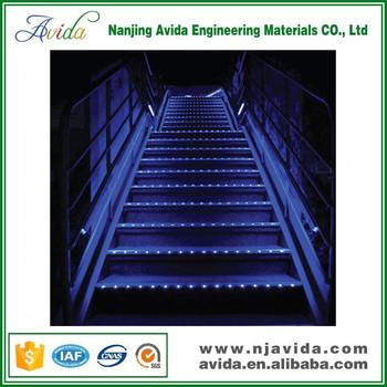 Charmant Anti Slip Led Illuminated Stair Nosing Stair Treads