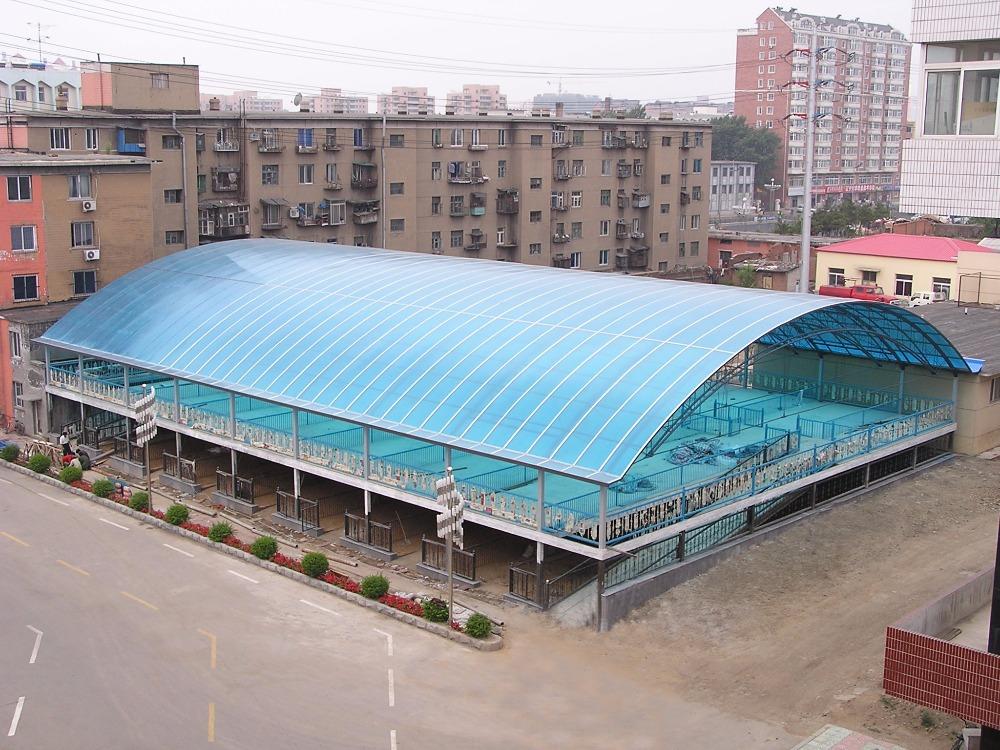 Venta al por mayor techos de policarbonato para garage for Techos de policarbonato para exteriores