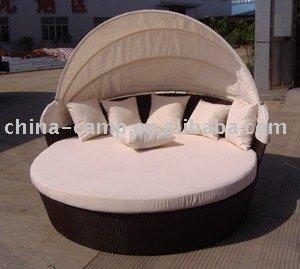 rond en rotin canap canap en osier rotin id de produit 51748449. Black Bedroom Furniture Sets. Home Design Ideas
