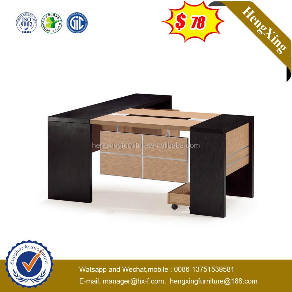 moda muebles de oficina de la esquina mesa de oficina venta caliente barato en