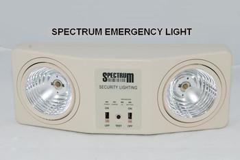 Spectrum Emergency Light Led Type Product On Alibaba