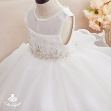 Lovely Kids Girls Princess Dress For One Year Birthday