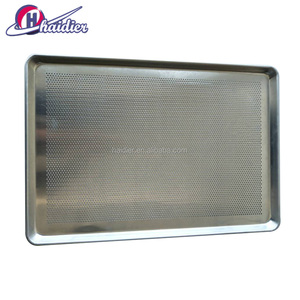 Baking Tray Bread Pan Baking Sheet Flat Tray Stainless Steel Baking Tray 60*40CM