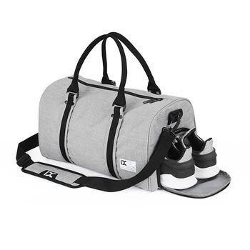 9d3e66bb43c1 Men women s animal duffel back packs sports bags shoe usb amazon malas de  viagem floding plain