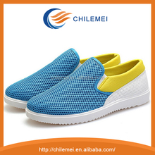 The New 2017 Wenzhou Spring Antiskid Casual Shoes Mesh Cloth Surface Shoes