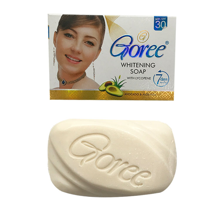 80g Goree Natural Extract Moisturizing Whitening Soap - Buy Goree,Goree  Soap,Whitening Soap Product on Alibaba com