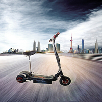 2016 hot sales 2 wheel self balancing electric scooter with electric scooter with seat for adults